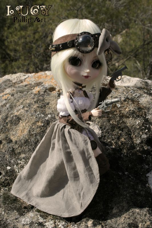 Lucy - Pullip Eos