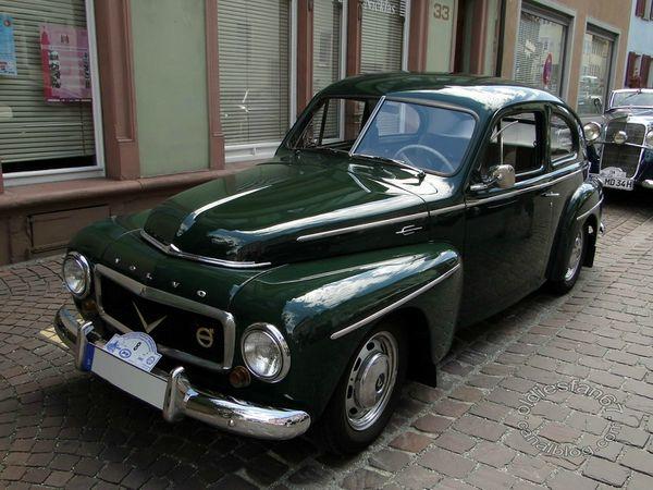 volvo pv444 1947 1958 3