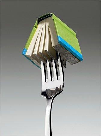 devoring books