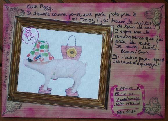 19~Cochon pour Piggy