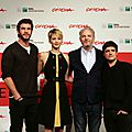 Catching Fire Photocall Rome01