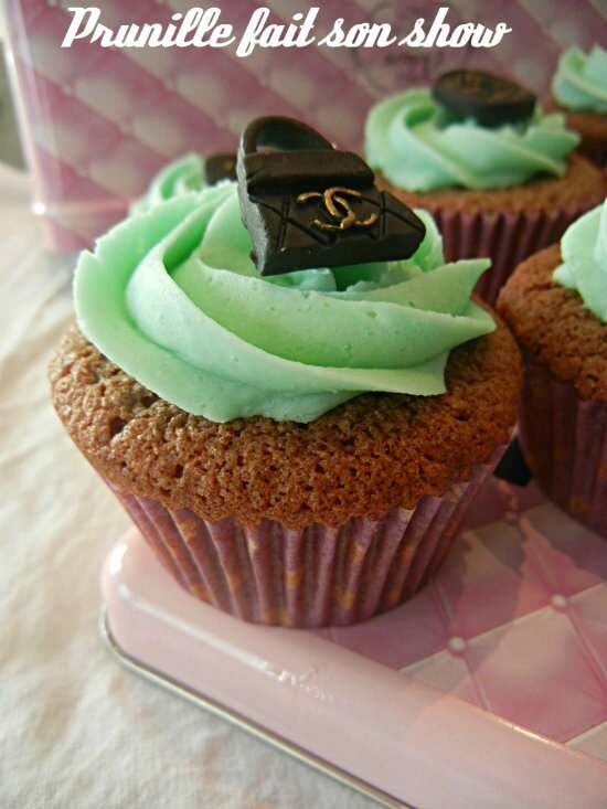 cupcakes 4 chanel prunillefee