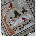 Sampler months de lhn : january