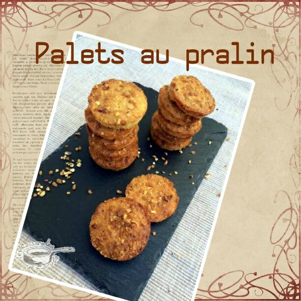palets au pralin (SCRAP)