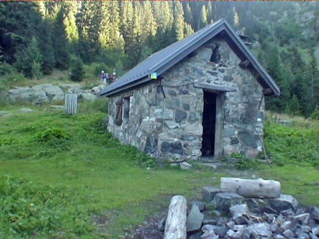 cabane le Louvet