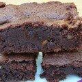 Les brownies au chocolat à tomber par terre de