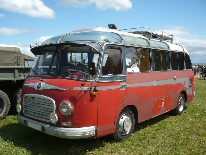 setra s6 panoramabus camping car 1960 vroom vroom. Black Bedroom Furniture Sets. Home Design Ideas