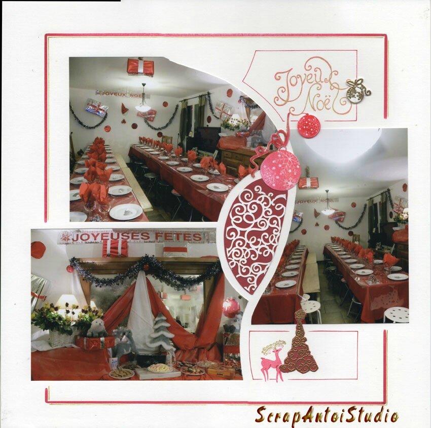 2011 24 Joyeux Noël page marquée