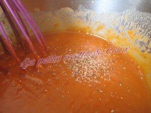 Pâtes crémeuse à la tomate19