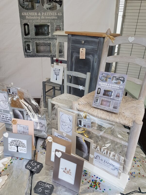 Cadres photo et meubles