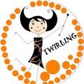 badge twirling