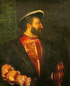 François 1er par le Titien