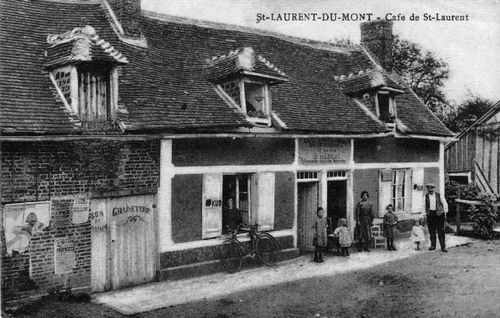 Café de Saint-Laurent