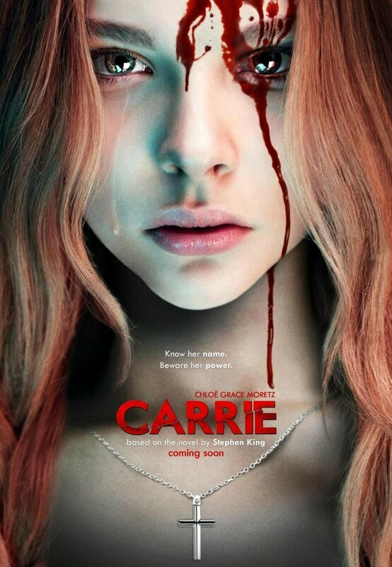 Affiche non officielle de CARRIE
