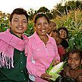 Cambodge et vietnam toujours inondés