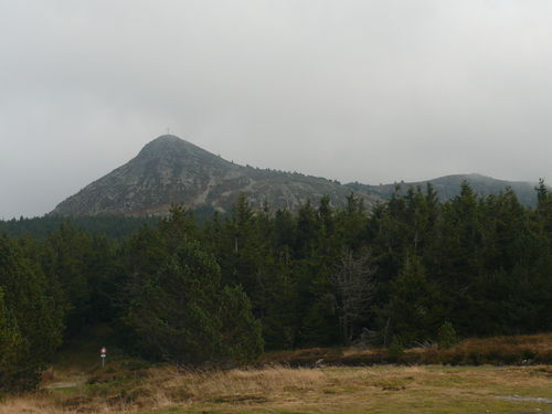 2008 10 07 Le Mont Mézenc et sa croix