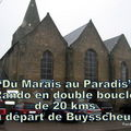 BUYSSCHEURE, Du marais au Paradis