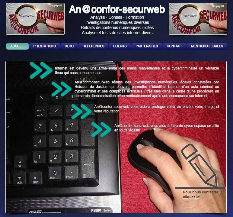 Partenariat avec des investigateurs numériques pour nos adhérents victimes d'escroquerie sur internet