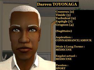 Darren TOYONAGA