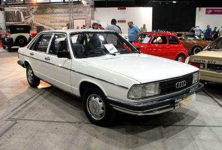 Audi 100 L type C2 (1976-1982)(RegioMotoClassica 2011) 01