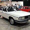 L' audi 100 l type c2 (1976-1982)(regiomotoclassica 2011)