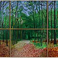 Sotheby's new york to offer monumental david hockney masterpiece