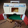 Family farm - fisher price
