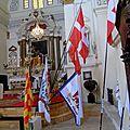 messe drapeaux