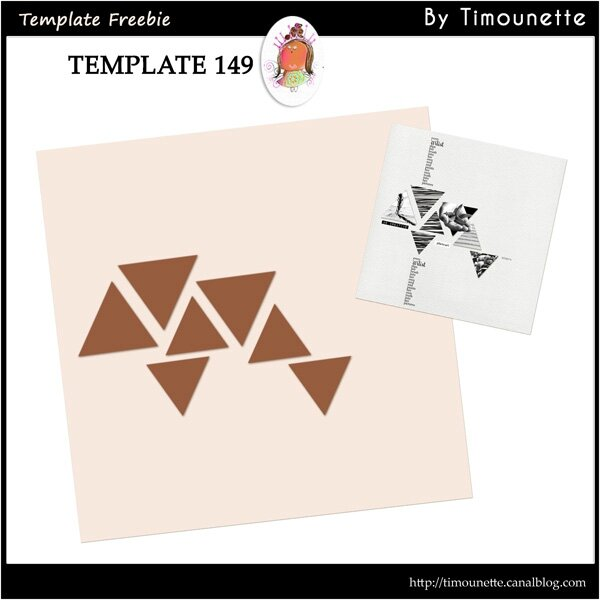 Preview Template 149 by Timounette