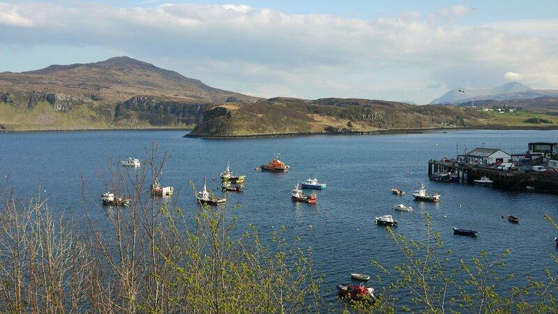 Portree, Skye Island