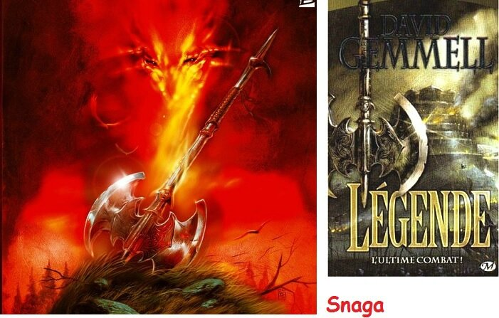 Légende : l'ultime combat (David Gemmell)