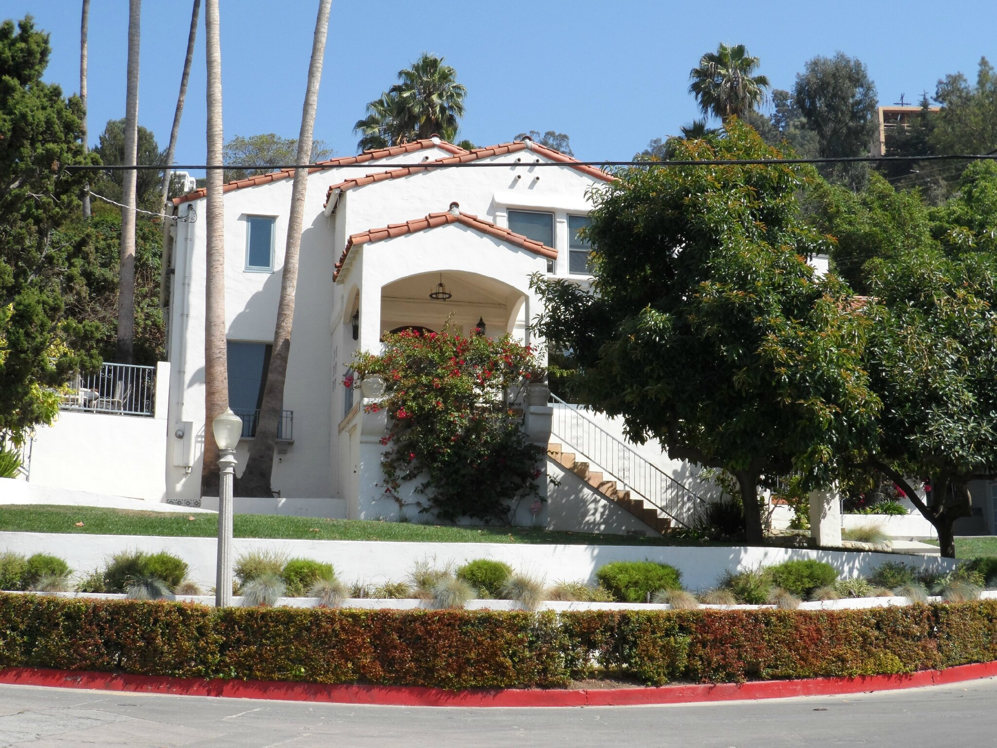 1601 Queens Road - Los Angeles, Californie