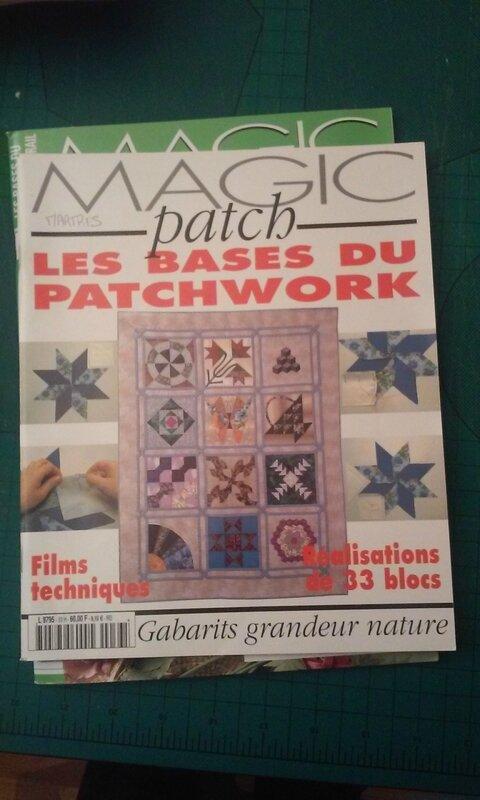 Bases du Patchwork
