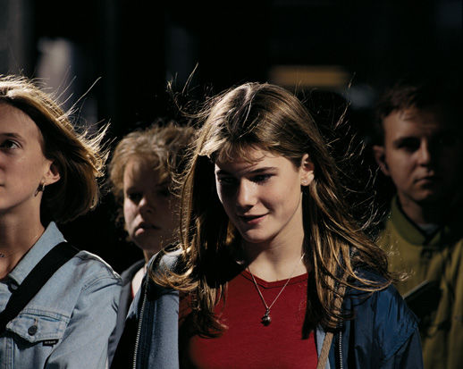 91. Philip-Lorca diCORCIA, « Head#19 », Heads, New York, Pace Wildestein, Chelsea, 2001.