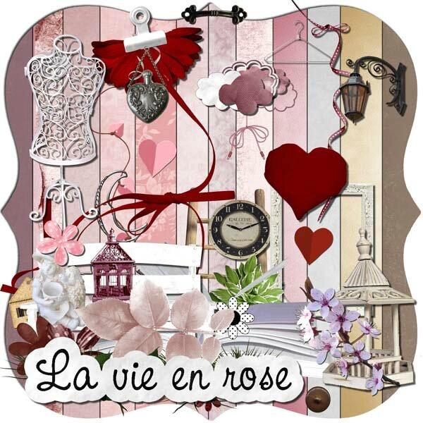 La vie en rose......C'est bon
