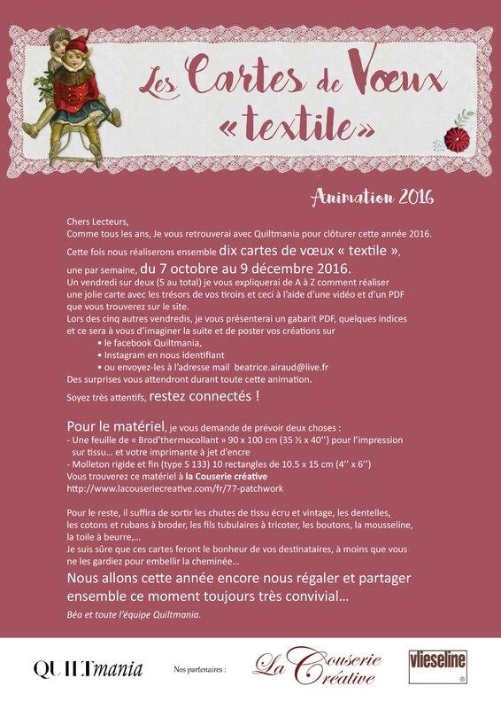 Cartes de v¦ux textile_WebA4