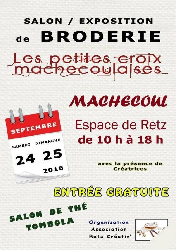affiche expo machecoul