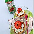 Soupe de fraises.....