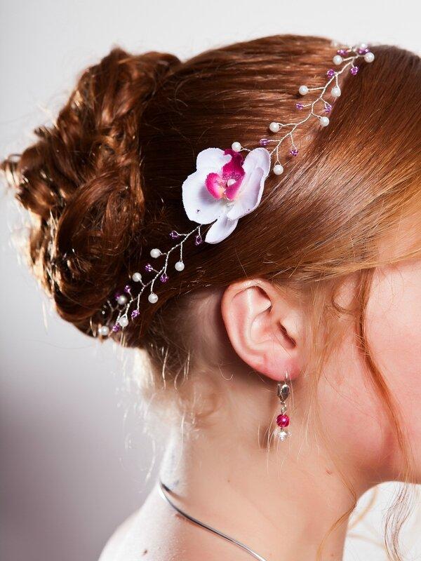 Bijoux de cheveux MYIA