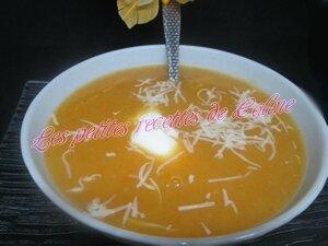 Soupe de légumes13