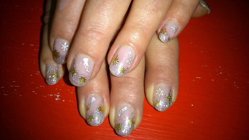 French Blanche Avec D Co Main Style Corset Ongles Naturels D Co Original Pour No L Occasio 39 Nail 39 S