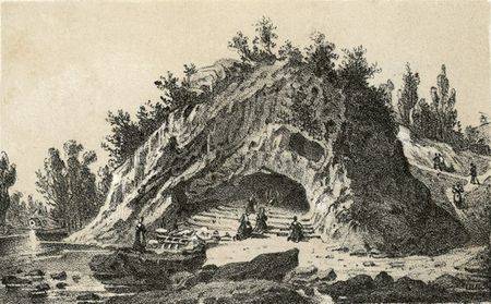 André_Gorse_Grotte_ancienne