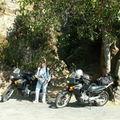 sur la route ajaccio - Porto - les calanques