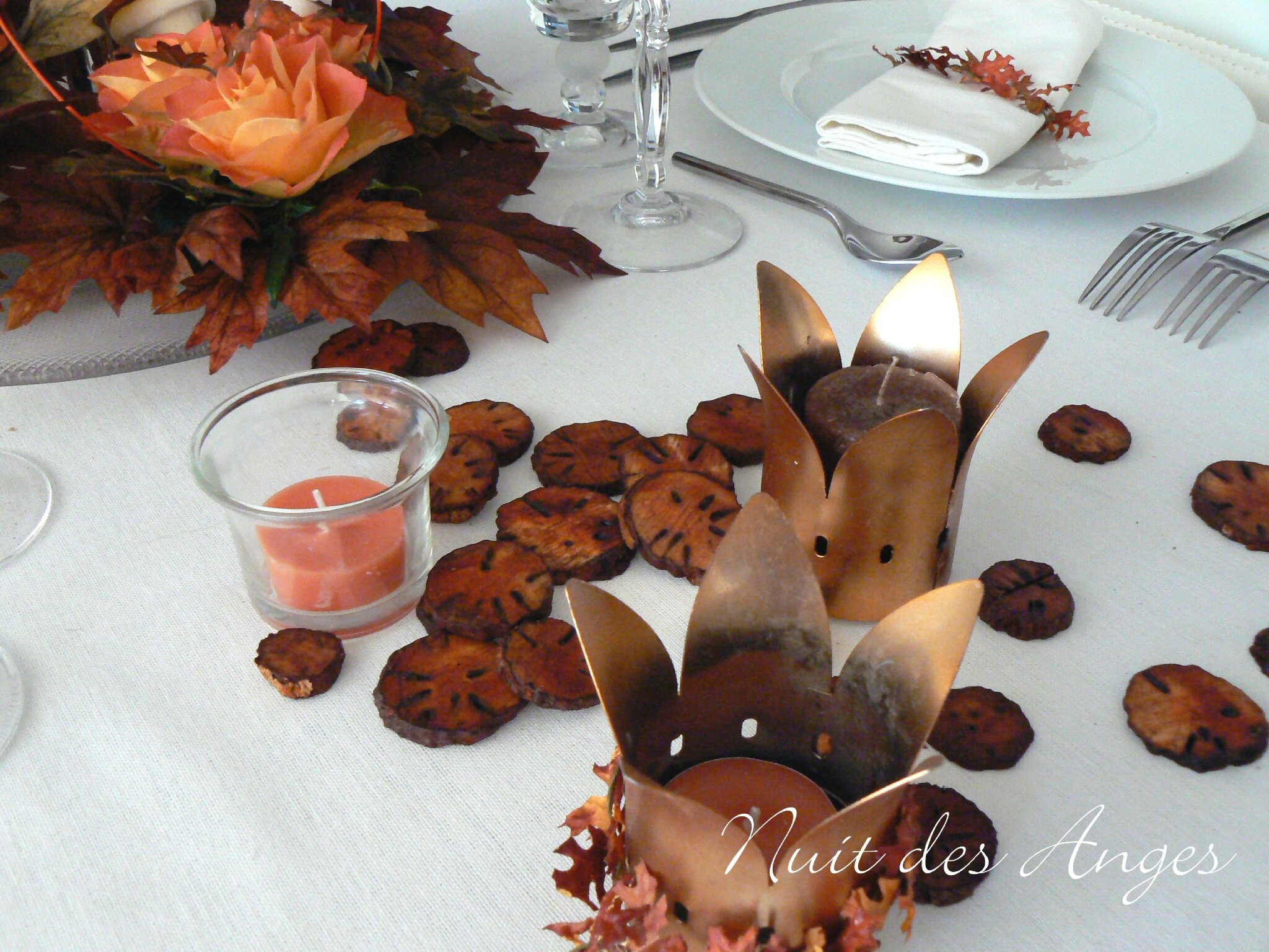 Decoration De Table Automne 28 Images Ma Boutique D 233 Co Table D 233 Coration De Table