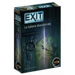 Boutique jeux de société - Pontivy - morbihan - ludis factory - Exit la cabane abandonnée