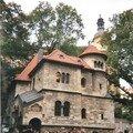PRAGUE Josefov - L'ancienne salle des cérémonies