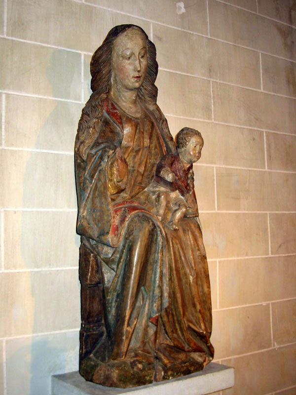 Guérande, Notre Dame du Précieux Sang