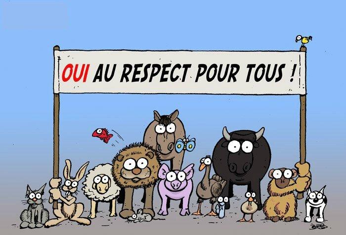 respect pour tous