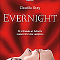 Evernight - tome 1