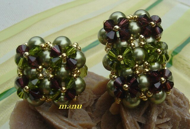 perles olives